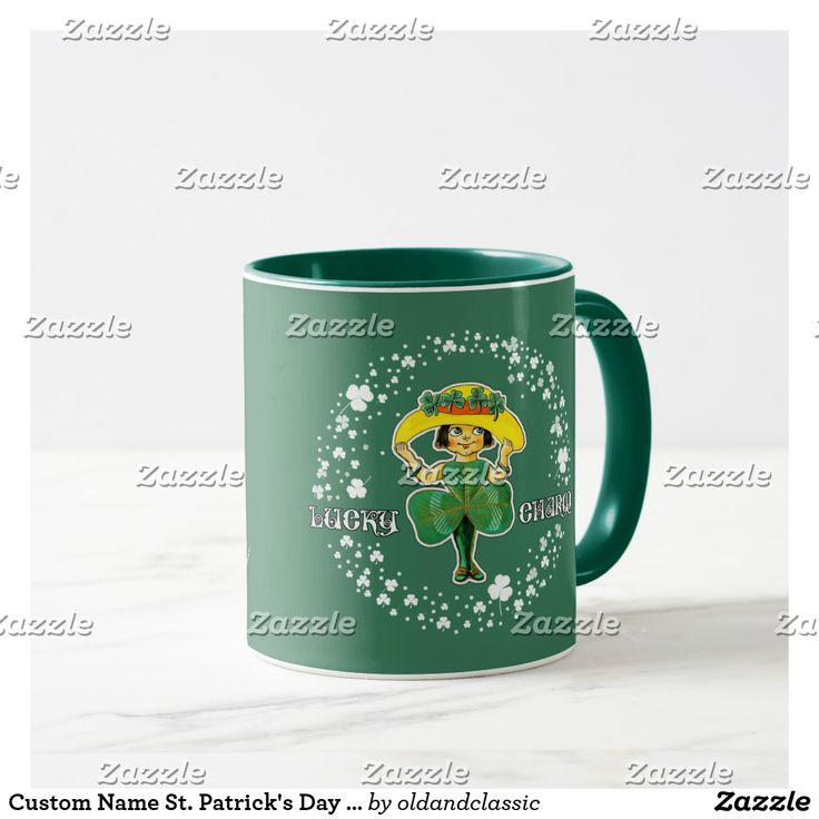 Custom Name St. Patrick's Day Gift Mugs st patricks day decorations, st patricks day crafts, st patricks day, st patricks day party, st patrick's day ideas, st. patrick's day activities, t shirts #saint #saintpatricksday #stpatricksday #design #trend #saintpatricksday2018 #patricks #greenday #stpatricksday2018 #style #StPatricksFest #SaintPatricksDay #saint #shamrock #StPatricksDayShirt #muglife #mugs #mug #pillows #pillows #coffee