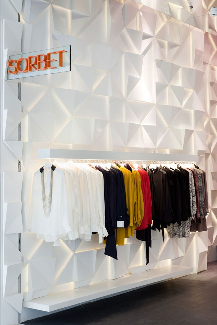 STORE DESIGN: SORBET BY SUITE ARCHITECTS