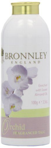 Bronnley Orchid Fragranced Talc 100g has been published at http://beauty-skincare-supplies.co.uk/bronnley-orchid-fragranced-talc-100g/
