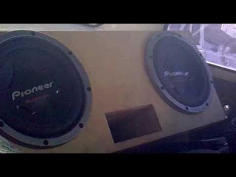 fabricacion de cajones, sellados, porteados y pasadanda,para subwoofer MDF 18mm equipo de audio..wmv - YouTube