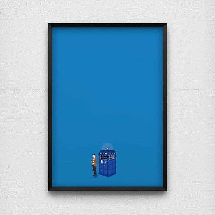 A gente não poderia deixar Doctor Who e sua Tardis de fora dessa nova coleção. Direto de algum lugar do tempo e do espaço Doctor Who chega na Coleção Pop Color para decorar a sua casa!  - #ColeçãoPopColorNCDJ 7 pôsteres para você: http://ift.tt/1dqyBxz (link na bio).  - #nacasadajoana #abaixoasparedesvazias #pôster #posters #quadros #enquadrados #design #decoração #decor #interiordesign #pinterest #meunacasadajoana #casa #lar