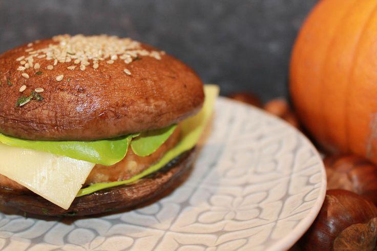 ricetta-panini-di-funghi-con-hamburge-di-carne-