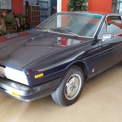 Lancia Gamma coupè 2000 Pininfarina 11/1978
