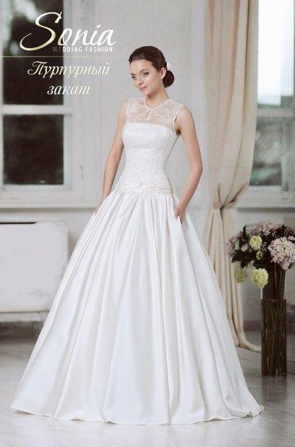 Sonia Wedding Fashion 2013 - Пурпурный закат