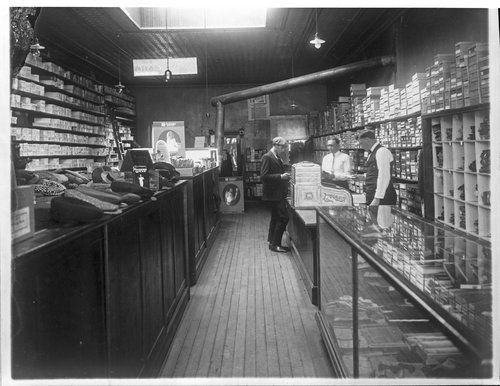 1920s clothing stores