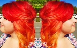 220 best color me red images on pinterest for 13 salon walnut creek