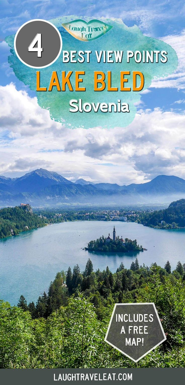 Best viewpoints for Lake Bled 268 best