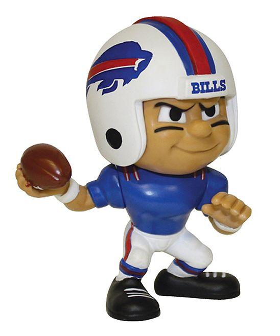 Buffalo Bills Quarterback Lil' Teammate Figurine