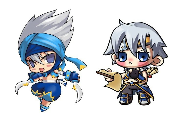 Grand Chase's Lass Isolet | KOG Co., Ltd.