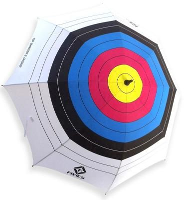 SE30 Fivics Umbrella with archery target theme: SORRY SOLD OUT, NEXT DELIVERY DUE AUGUST 2013 - Quicks Archery