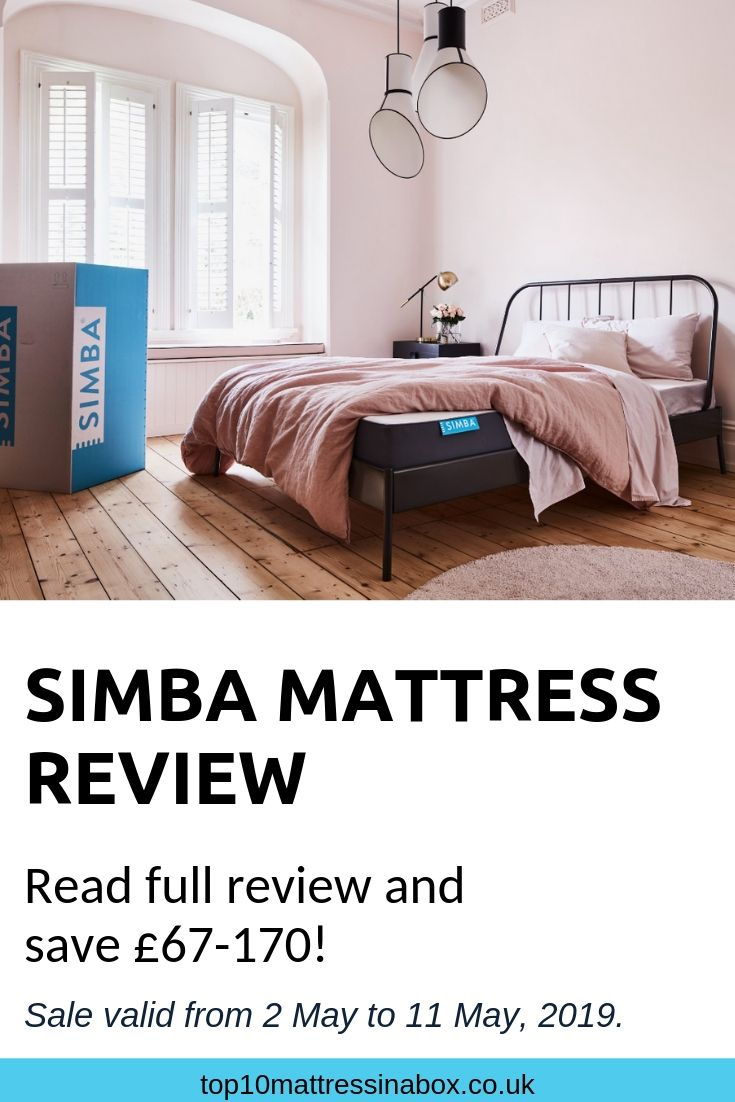 Simba Mattress Review >> Looking To Buy A New Mattress Then Check Out This Simba