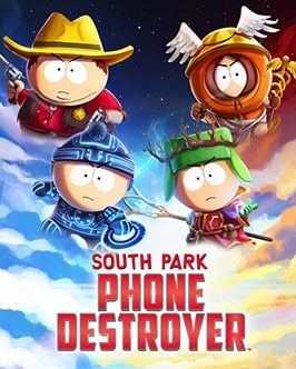 South Park Téléphone Destroyer Mobile Game