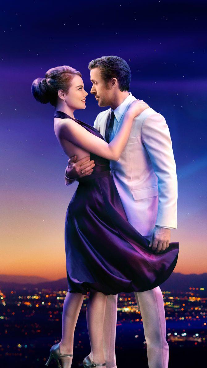 La La Land 2016 Phone Wallpaper Moviemania La La Land Movie Couples Movie Shots