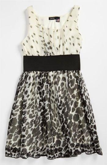 Zunie Dress (Little Girls & Big Girls) available at #Nordstrom