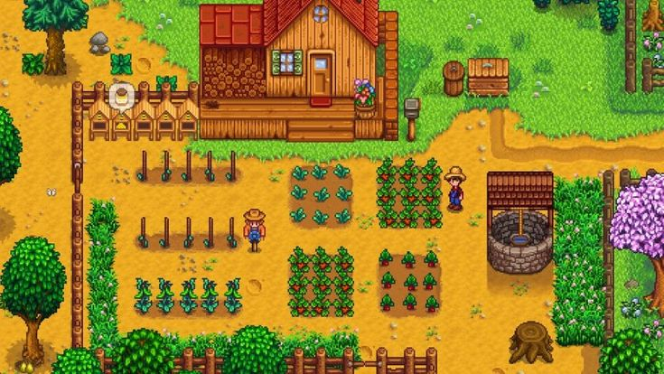 Stardew Valley is coming to Nintendo Switch with multiplayer