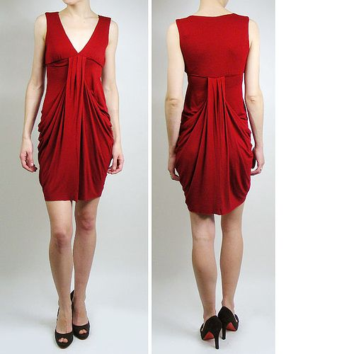 Sworn virgins bamboo dress