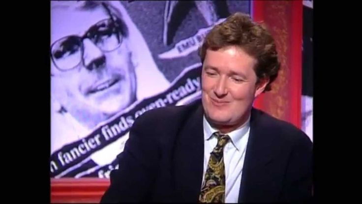 Have I Got News For You - Piers Morgan destroyed by Ian Hislop & Clive Anderson