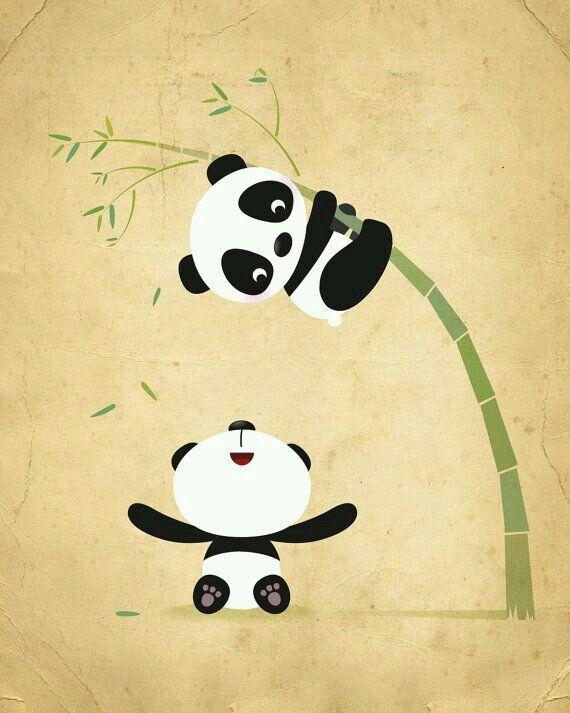 Рисунки панды прикольные, йорками прикольные надпись
