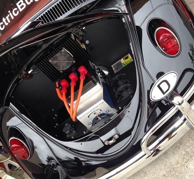 Electric Motor Kit For Volkswagen Beetle: 193 Best Electric VW Beetle Conversion Images On Pinterest