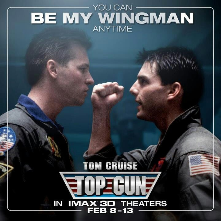 Top Gun 3D-Best Movie Ever