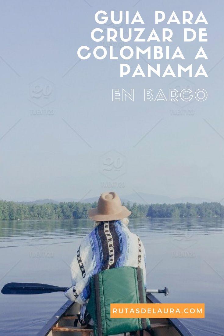 Cruza de Colombia a Panamá en un barco con poco dinero, y continua tu viaje por Centroamérica y Norteamérica.   #barco #panamá #colombia #travel #viajes