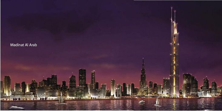Dubai Architecture-