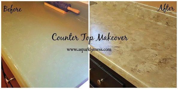 encimera de granito, encimeras de cocina de diseño, pintura, bricolaje, fácil de imitación