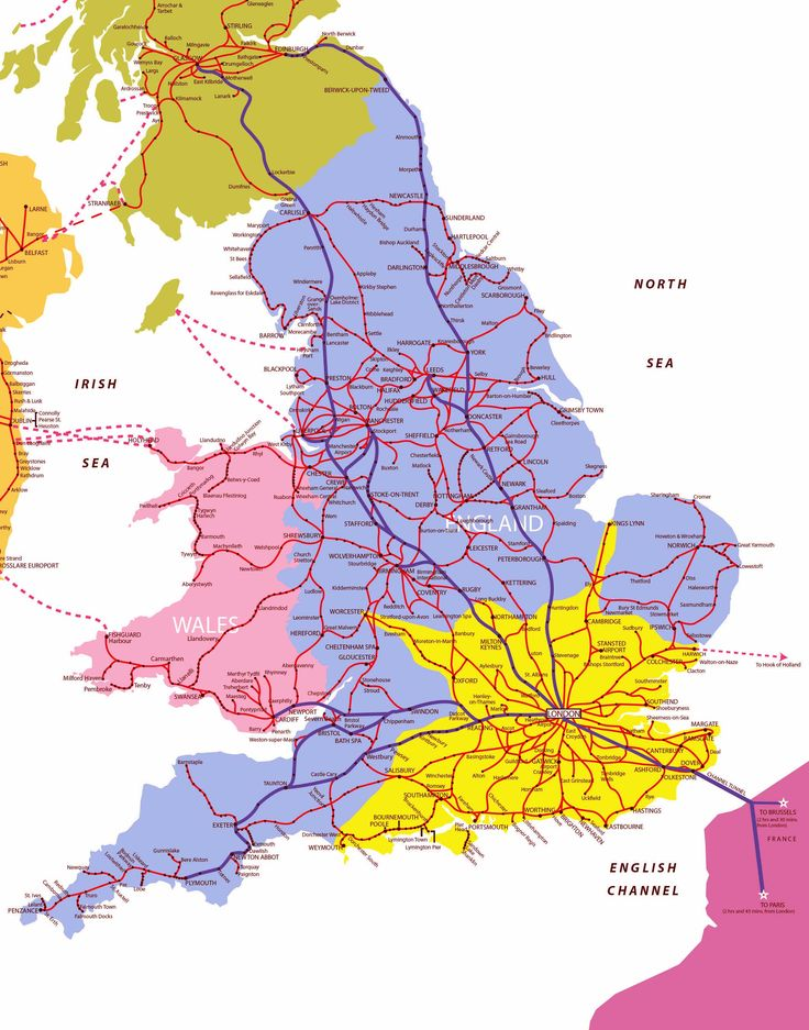 mapa do reino unido - Pesquisa Google