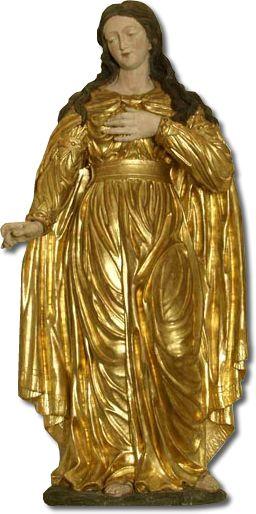 St. Philomena - pray for us.