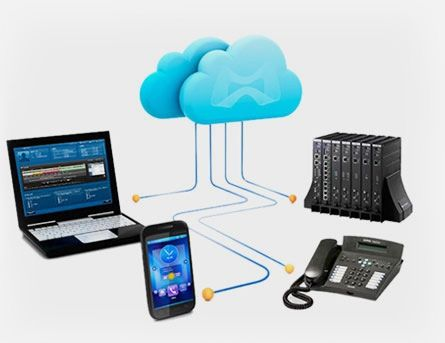 Hosted phones system $29.95 per line
