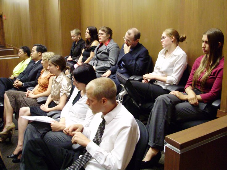 There are legitimate reasons for asking to be excused from jury duty, and then…