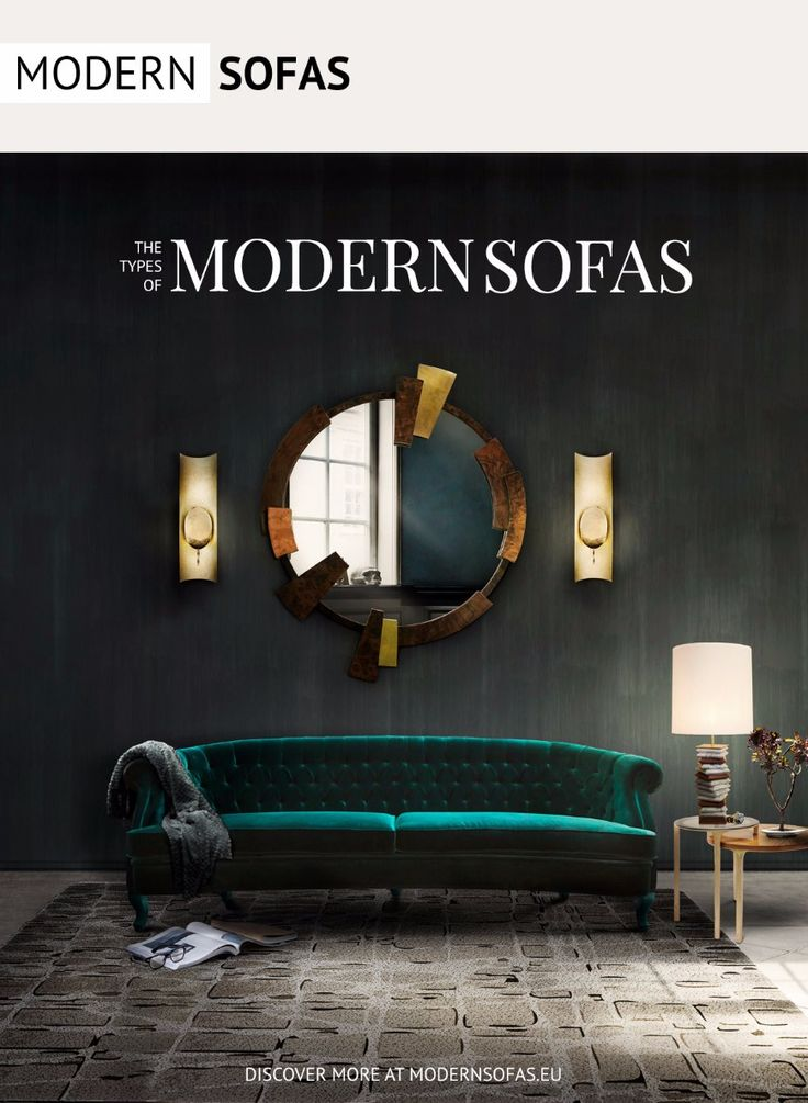 How To Pick The Type Of Modern Sofas That Works Better For You | Velvet Sofa. Chesterfield Sofa. Living Room Ideas. Read more: http://modernsofas.eu/2017/05/03/pick-type-modern-sofas-works-better/