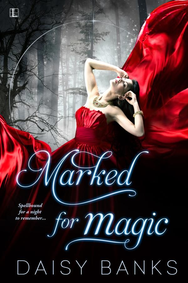 29 best book cover designfictionfantasy images on pinterest book cover marked for magic by daisy banks depicts a woman wearing a flowing red gown in a dark forest fandeluxe Document