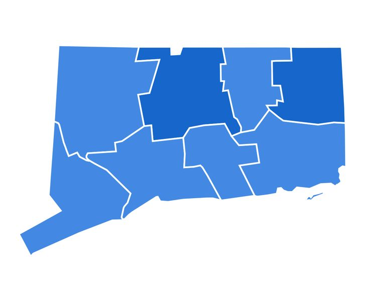 Connecticut Presidential Election Results 1964