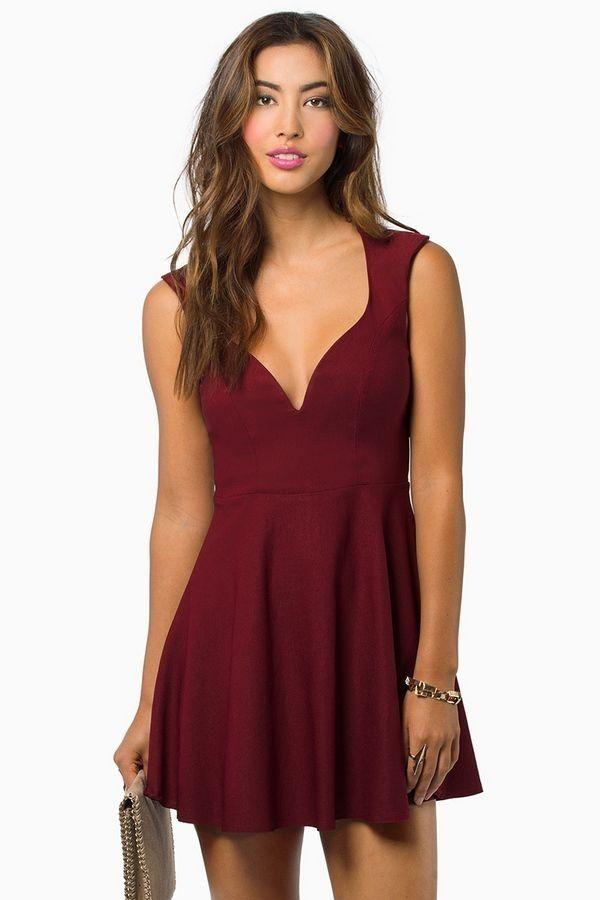 Flirty Skater Dress