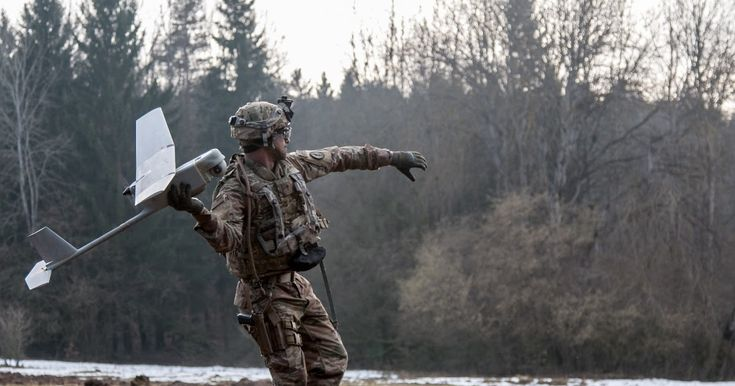 Mattis Pet Peeve: Calling Drones 'Unmanned Aerial Vehicles'