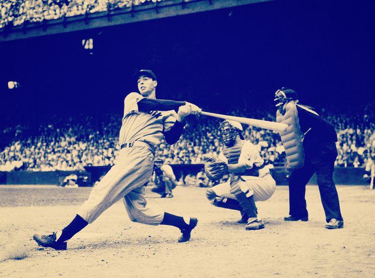 Joe DiMaggio..#joedimaggio #legend #baseball #yankees #newyork #newyorkcity #sports #americanleague #newyorkyankees #atheletes #baseballplayer #teamwork #boysofsummer #inspiration
