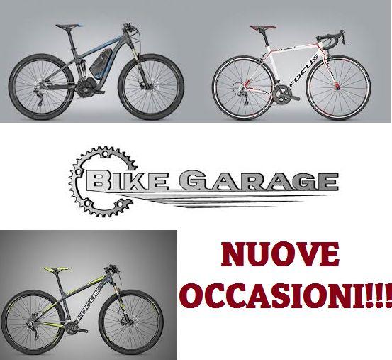 Nuove occasioni su modelli biciclette – Vicenza – Bike Garage