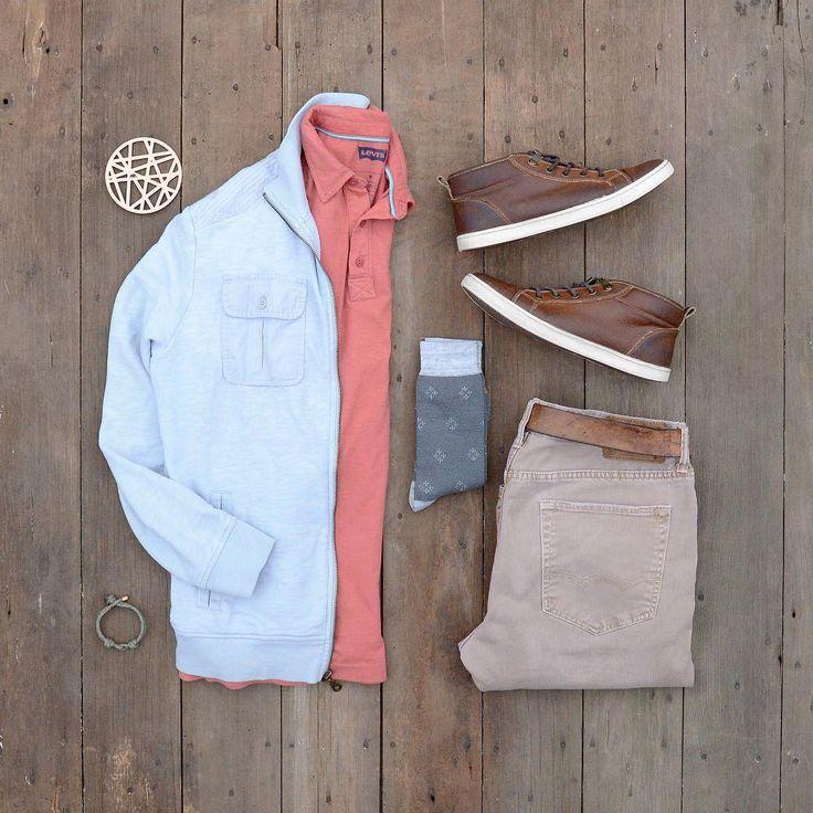 "159 Me gusta, 11 comentarios - Seth Hartman / #mycreativelook (@mycreativelook) en Instagram: ""Hump day never looked so good! #mycreativelook ––––––––––––––––––––––– Shirt: @levis Jacket:…"""