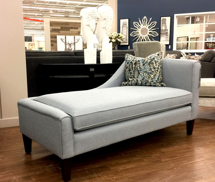 Why the long face? Sit down and relax in our new Daphne chaise!