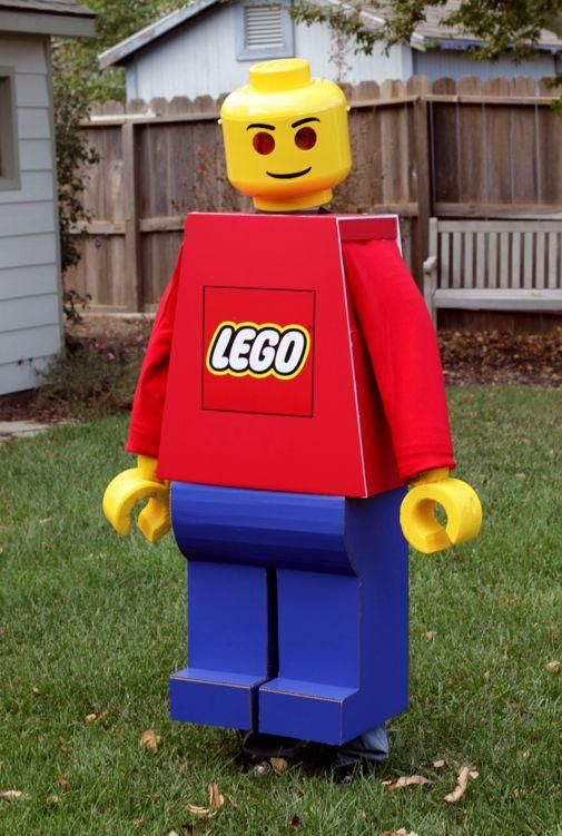 DIY Tutorial: Halloween / DIY Lego Man Costume - Bead (NOTE TO SELF: Awesome site to find all kinds of fun things to make. From costumes to recipes and LOTS & LOTS OF FUN IDEAS!!!)