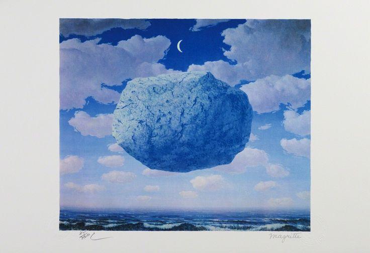 René Magritte, 'La Flèche de Zénon', 2010, Surrealism