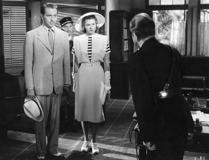 Casablanca: Michael Curtiz's 1942 film is a classic love story - with excellent hats