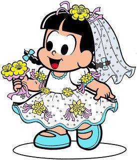 Festa Junina com a Turma da Mônica