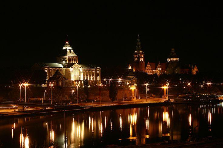 """""""Wały Chrobrego"""" Szczecin Poland"""