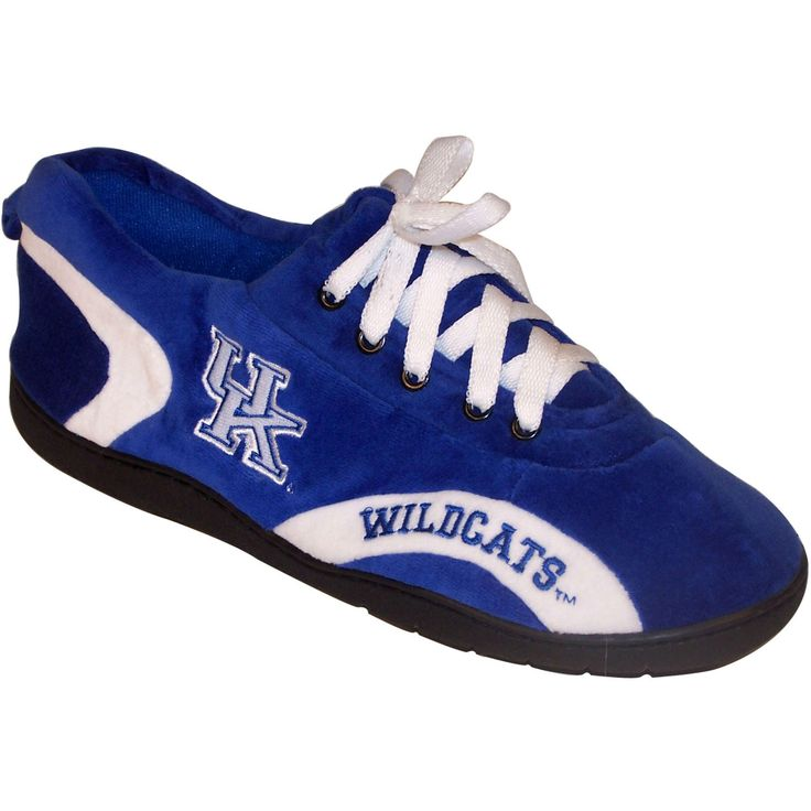 Comfy Feet NCAA All Around Youth Slippers - Kentucky Wildcats - KEN05YLG