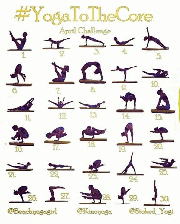 Yoga challenge                                                                                                                                                                                 More
