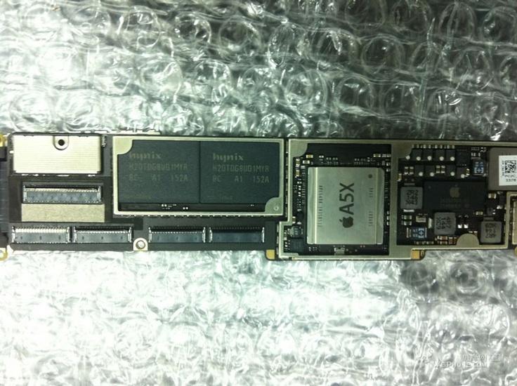 CPU A5X al posto della tanto attesa A6?