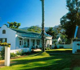 Relax at the Constantia Uitsig with Unique Spa Treatments, Award-Winning Wines and Award-Winning Restaurants