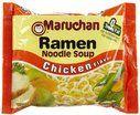 Maruchan Ramen Noodle Soup Chicken Flavor, 12 ct